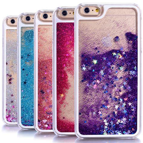 Metal Glitter Xiaomi Redmi 4a Hardcase Gliter new dynamic liquid glitter sand phone cases for iphone 5 5s clear phone