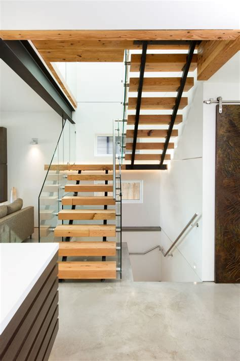 Modern Glass Stairs Design Modern Staircase Collection For Your Inspiration Glass Railing Contemporary Interior Design