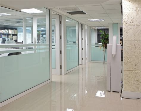 Affordable Custom Kitchen Cabinets office partitions custom room dividers metro door brickell