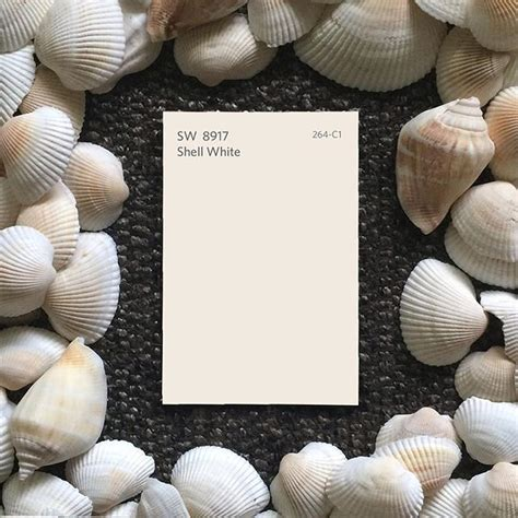 the is calling shell white sw 8917 brings the coast into your home everything white