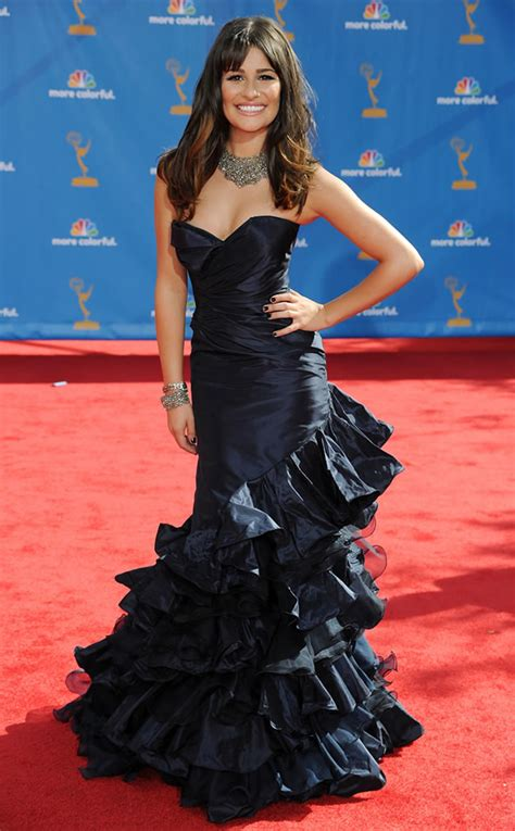 oscar de la renta must haves best styles from our collections best emmys red carpet dresses of all time