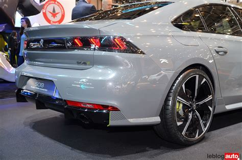 geneve    peugeot sport engineered concept