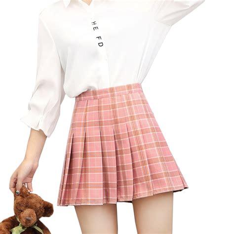 buy wholesale plaid skirt from china plaid skirt