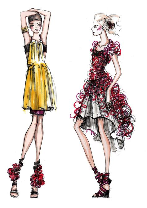fashion illustration 1000 images about fashion illustration on