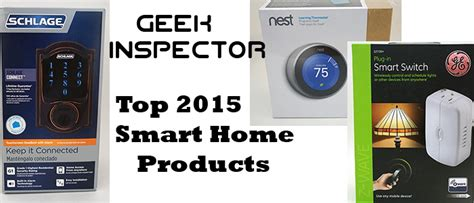 best smart products our top five smart home products of 2015