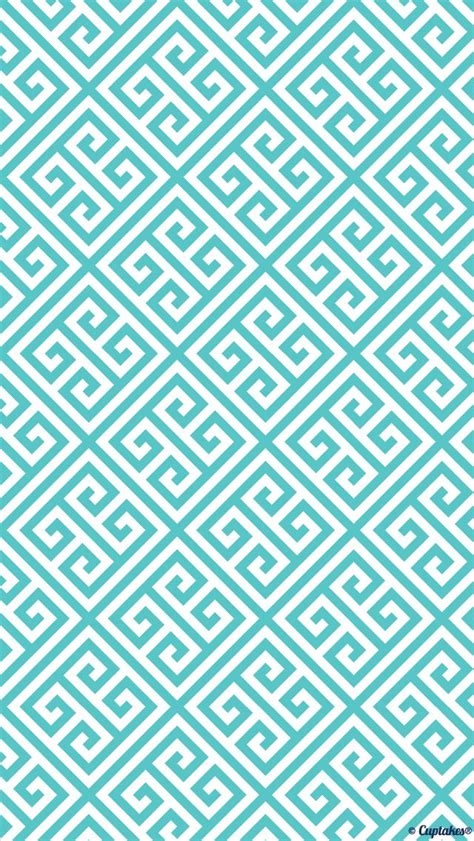 wallpaper tribal biru square aztec blue wallpaper cuptakes wallpapers for