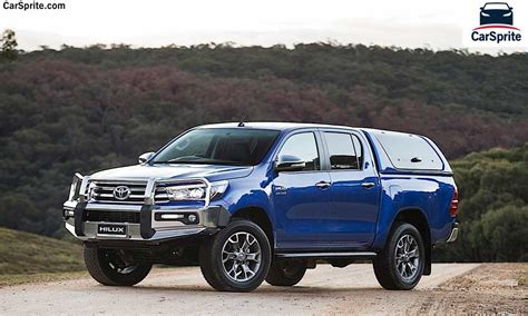 Toyota Hilux Price Toyota Hilux 2017 Prices And Specifications In Saudi