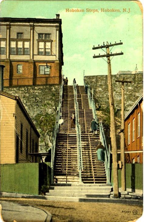 Section 8 Union City Nj by Original 100 Steps Connecting Hoboken And Jersey City