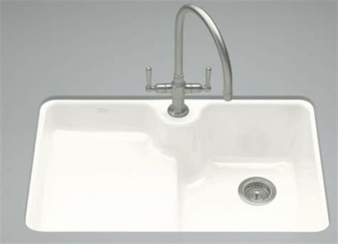 cheap cast iron kitchen sinks