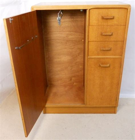 kleiderschrank klein g plan light elm small compactum wardrobe