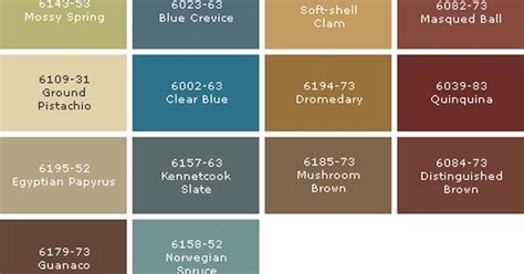 historical colors of colours sico color palette