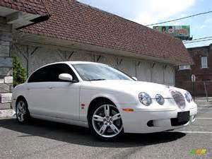 Jaguar S Type White White Onyx 2006 Jaguar S Type R Exterior Photo 11623923