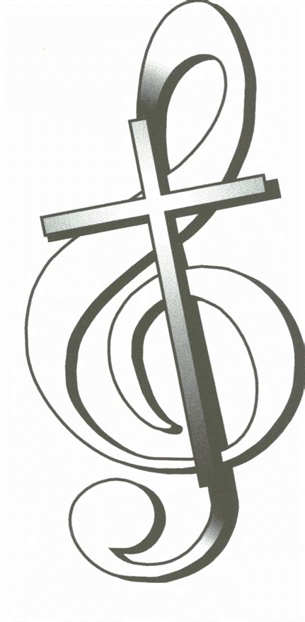 treble clef cross tattoo treble clef and cross logo gif tatoos and future