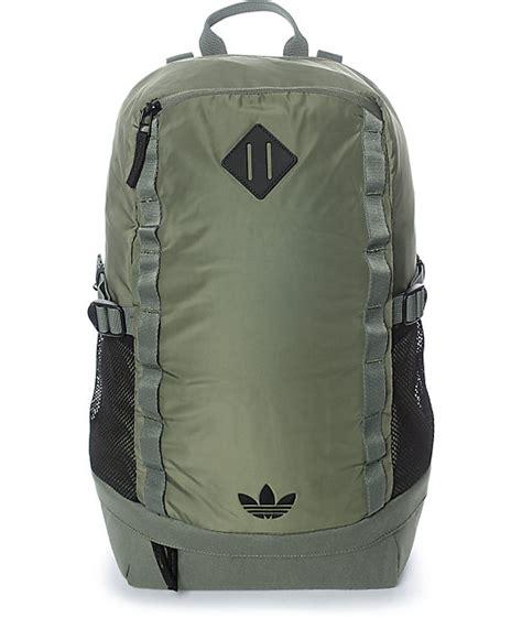 adidas create ii green backpack zumiez