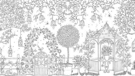 secret garden colouring book pages coloring books might be a changer for the