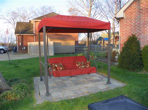 hton bay gazebo swing home depot hton bay sonoma sydney palm canyon