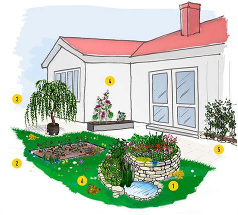 wie einen hinterhof patio gestaltet wie gestaltet einen bienenfreundlichen garten bee