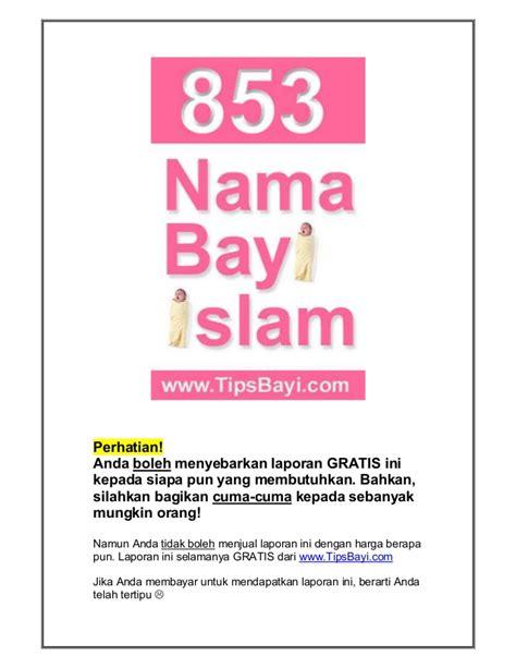 nama bayi laki laki nama nama bayi laki laki islami informasi seputar dunia balita untuk motorcycle review and