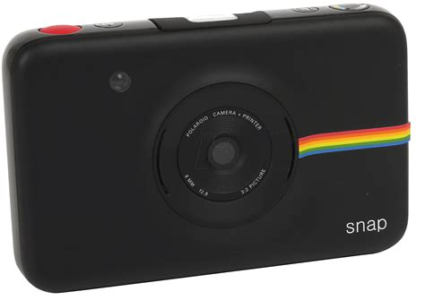 instant digital polaroid polaroid sp01b instant digital black at reichelt