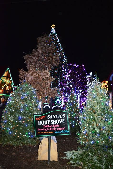 8 best christmas light displays in new hshire 2016