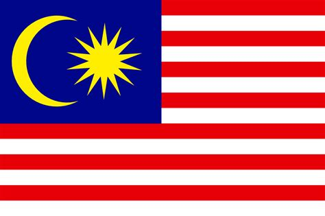 flags of the world malaysia malaysia flag national flags pinterest