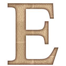 large letter templates best photos of large letter e template free printable