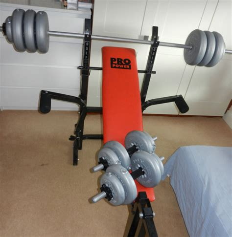 power pro weight bench pro power bench for sale in stillorgan dublin from piterek