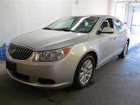 2013 buick lacrosse cx dartmouth scotia car for