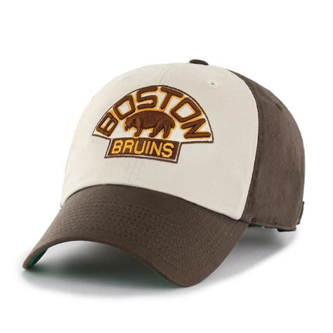 nhl baseball hat boston bruins