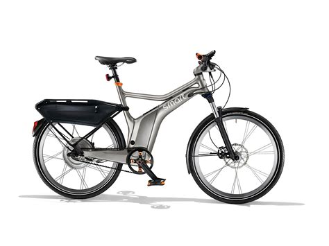 Audi E Bike Buy by The Smart Ebike Gets New Accessories At Frankfurt