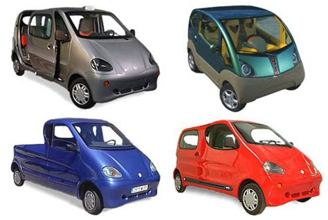 Minicat Air Car Runs On Compressed Air by Tata Airpod Expected To Launch In H2 2015