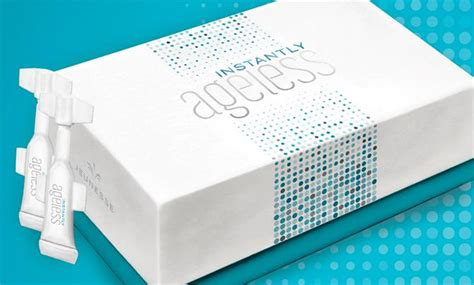 Instantly Ageless Instanly Ageless Box 2 jeunesse ageless 25 vials