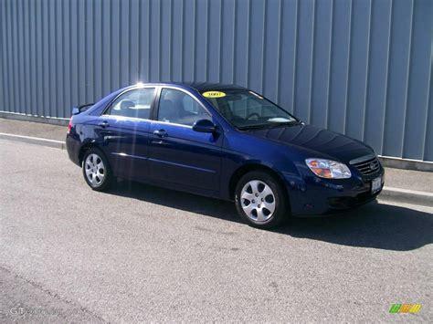 Kia Blue Kia Spectra Review And Photos