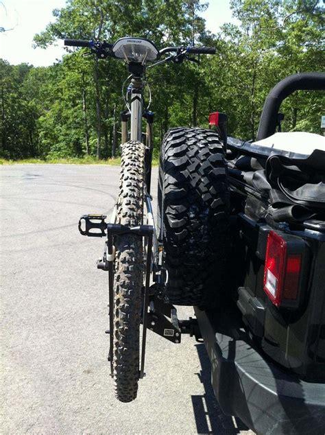 Jeep Jk Bike Rack by Hitch Mounted Bike Racks Jeep Wrangler Forum