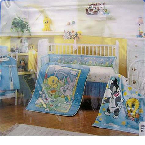 17 Best Images About Baby Looney Tunes On Pinterest Baby Looney Tunes Crib Bedding Set