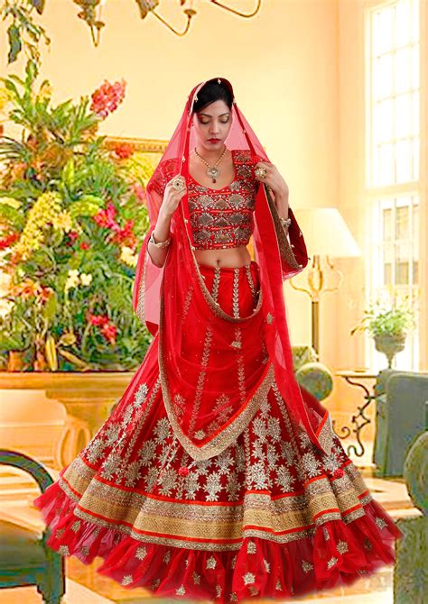 New Wedding Images by 11 Stylish Indian Bridal Dress Images Hd