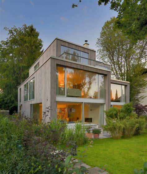 m nchen architekt doppelhaus b in m 252 nchen modern h 228 user m 252 nchen