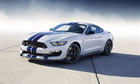 shelby mustang 2015 shelby gt350 officially revealed americanmuscle