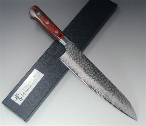 japanese kitchen knives brands stylish brand in the knife capital sakai takayuki hocho