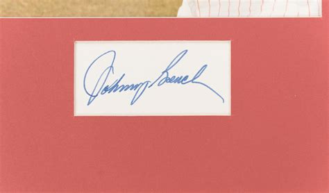johnny bench autograph lot detail johnny bench pete rose signed photo cut