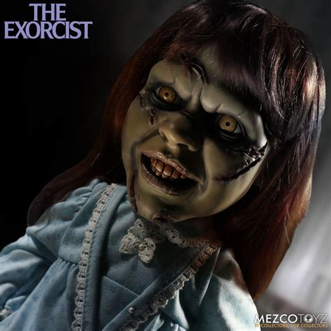 ellen burstyn exorcist series mezco toyz unleashes new mega scale the exorcist figure