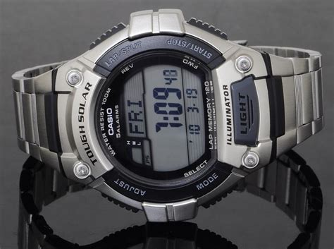 Jam Tangan Wanitacewek Casio Original Terbaru Garansi 1 jual casio w s220d 1av baru jam tangan terbaru murah lengkap murahgrosir
