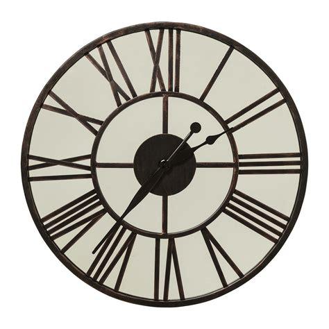 Horloge Murale Fr by Horloge Murale Industrielle Fashion Designs