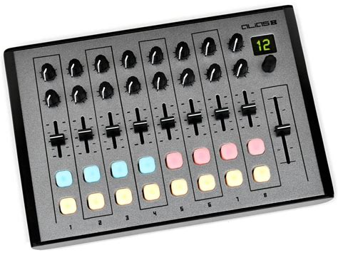 Midi Knobs And Faders by Livid Page 3 Pinchplant