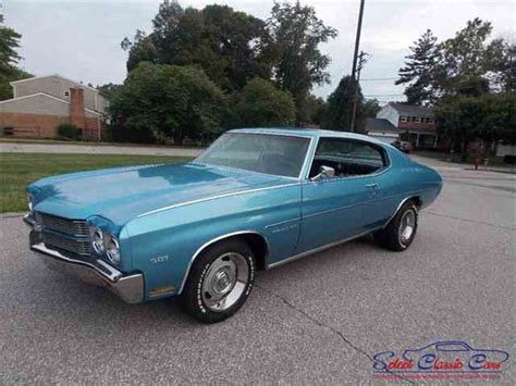 for sale malibu 1970 chevrolet malibu for sale on classiccars 10