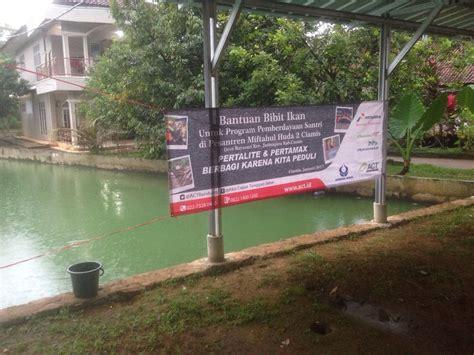 Bibit Ikan Arwana Di Bandung pertamina salurkan bibit ikan untuk santri di priangan timur mysharing