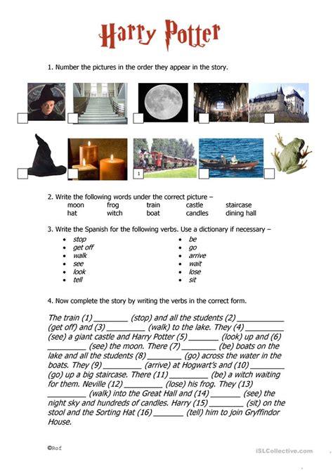Preterite Worksheets Printable