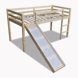 Loft Bed Ladder Children Loft Bed Colour With Slide Ladder Ebay