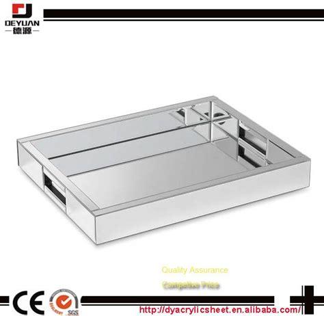 mirrored bathroom tray 92 mirrored bathroom tray threshold glass and metal