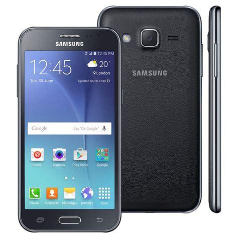 Handphone Samsung J2 4g smartphone samsung galaxy j2 tv duos preto dual chip